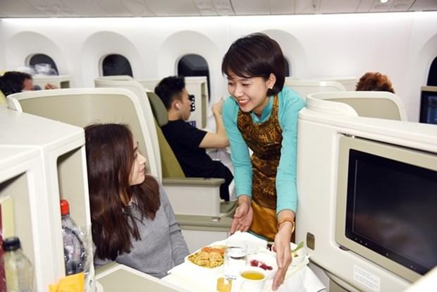 Vietnam Airlines chinh thuc la hang hang khong quoc te 4 sao hinh anh 2
