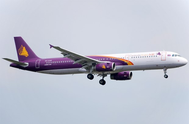 Cambodia Angkor Air mo duong bay moi Ha Noi-Siem Reap tu 30/10 hinh anh 1