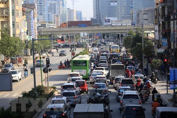 Su menh xe buyt nhanh BRT va bai test van hoa giao thong Ha Noi hinh anh 2