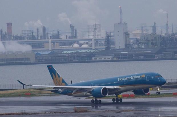 Vietnam Airlines dung sieu may bay A350 cho tuyen Ha Noi-Haneda hinh anh 1