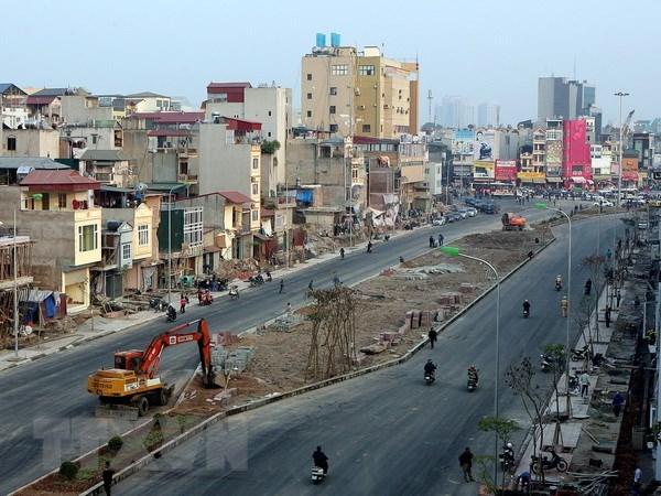 Ha Noi: Gan 7.800 ty dong lam 2,2km duong Hoang Cau-Voi Phuc hinh anh 1