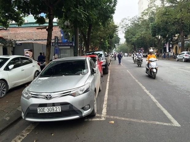 Vi sao Ha Noi chon Cong ty Nhat Ban lap quy hoach do xe ngam noi do? hinh anh 1