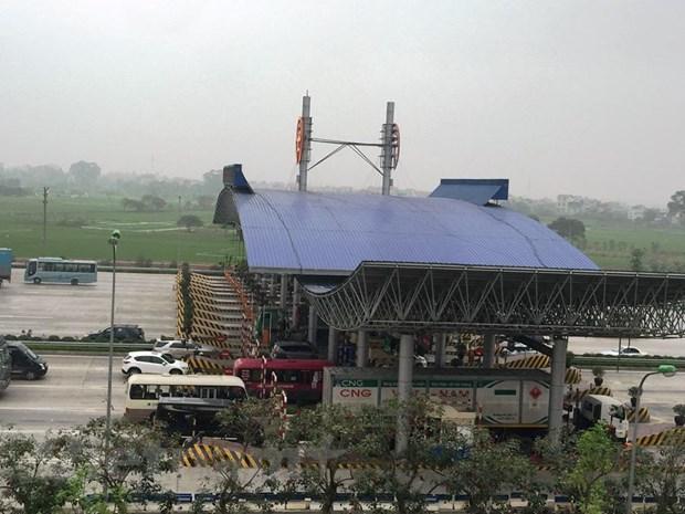 Bo GTVT 'chot' giam 25% phi cao toc Phap Van-Cau Gie tu 15/10 hinh anh 1