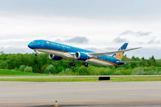 Chin thang: Vietnam Airlines dat loi nhuan hon 2.300 ty dong hinh anh 1