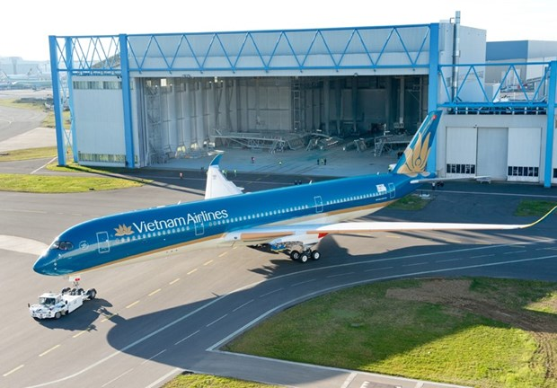 Chin diem dac biet ve 9 chiec may bay A350 cua Vietnam Airlines hinh anh 2