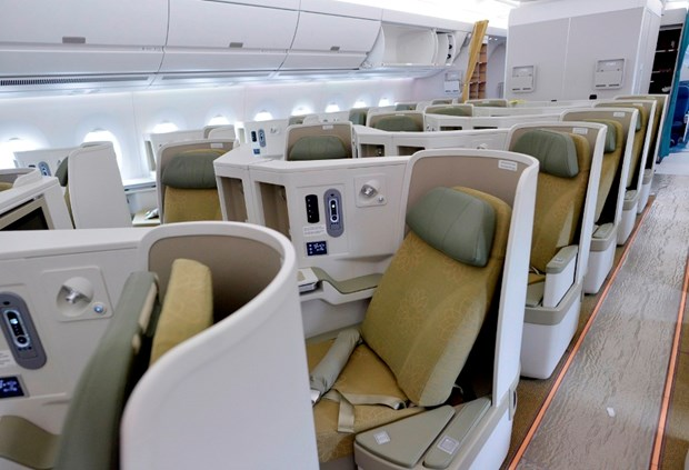 Chin diem dac biet ve 9 chiec may bay A350 cua Vietnam Airlines hinh anh 4