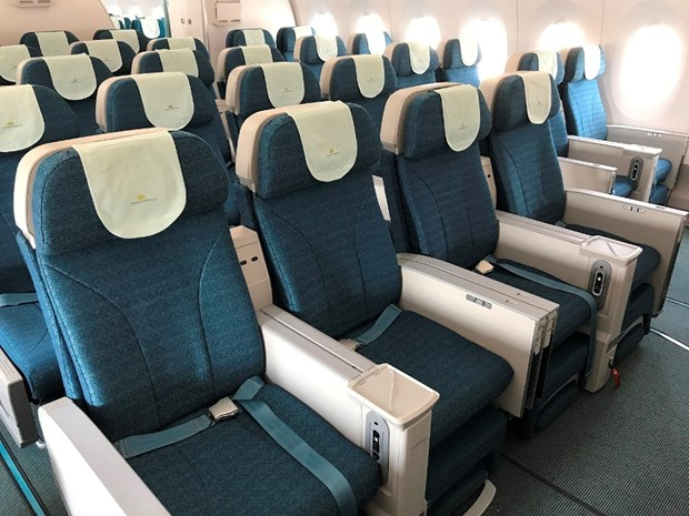 Chin diem dac biet ve 9 chiec may bay A350 cua Vietnam Airlines hinh anh 9