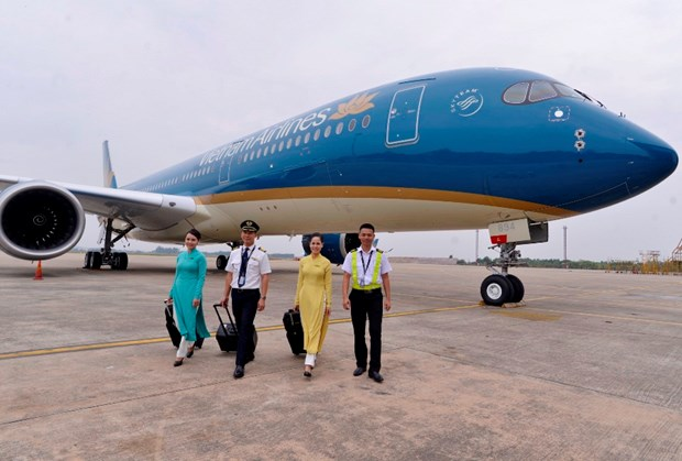 Chin diem dac biet ve 9 chiec may bay A350 cua Vietnam Airlines hinh anh 10
