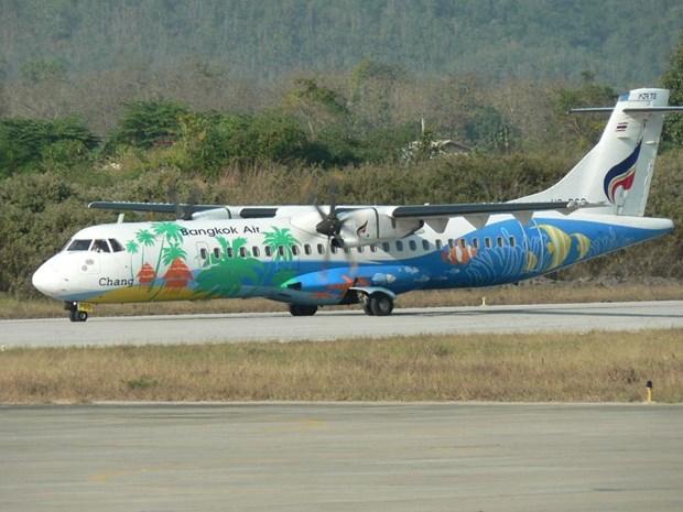 Bangkok Airways mo duong bay thang Ha Noi-Chiang Mai tu ngay 25/3 hinh anh 1
