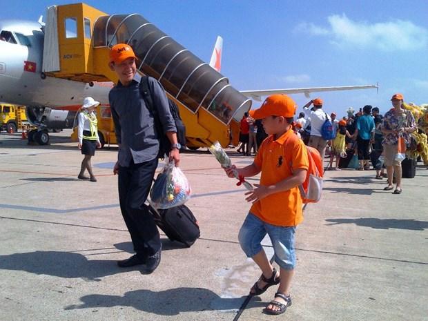 Jetstar mo duong bay Ha Noi-Quy Nhon, gia ve 580.000 dong/chang hinh anh 1