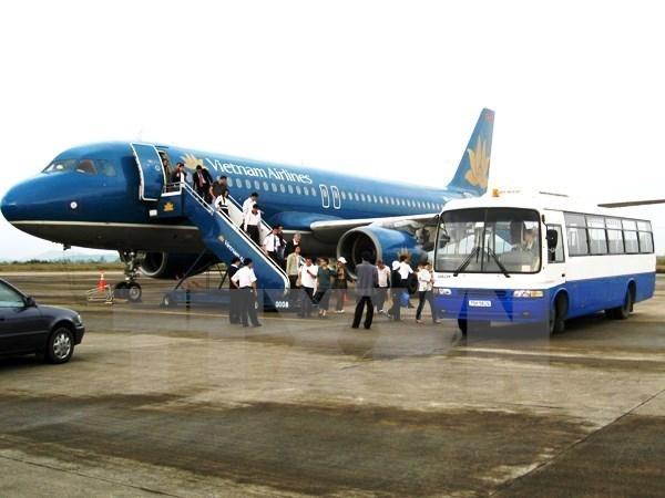 Vietnam Airlines mo them duong bay toi Nha Trang-Han Quoc hinh anh 1