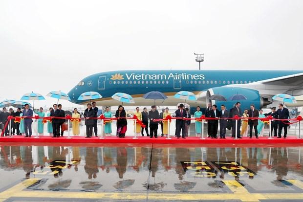 Tap doan Airbus ban giao may bay cho Vietnam Airlines va Vietjet Air hinh anh 1
