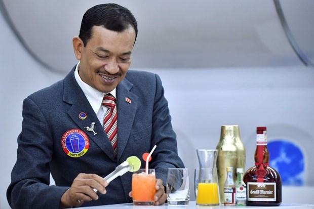 Vietnam Airlines chuan bi dua 11 loai cocktail moi tren chuyen bay hinh anh 2