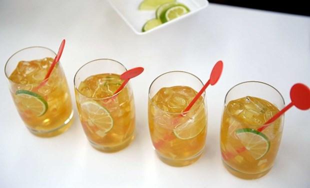 Vietnam Airlines chuan bi dua 11 loai cocktail moi tren chuyen bay hinh anh 5
