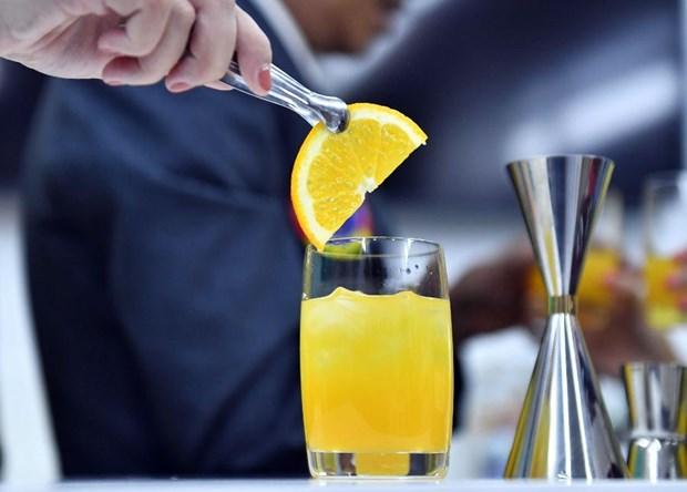 Vietnam Airlines chuan bi dua 11 loai cocktail moi tren chuyen bay hinh anh 6