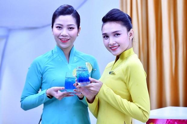 Vietnam Airlines chuan bi dua 11 loai cocktail moi tren chuyen bay hinh anh 8