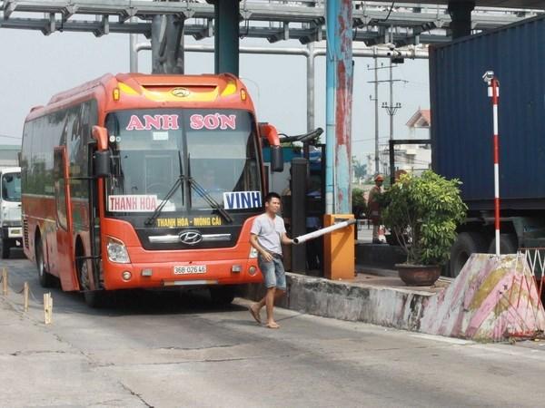 Bo GTVT: Tram BOT Tan De het thoi han thu phi la khong chinh xac hinh anh 1