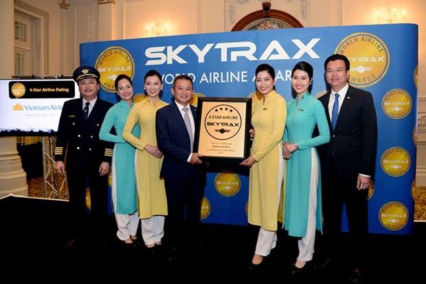 Hanh trinh chinh phuc hang hang khong 4 sao cua Vietnam Airlines hinh anh 1