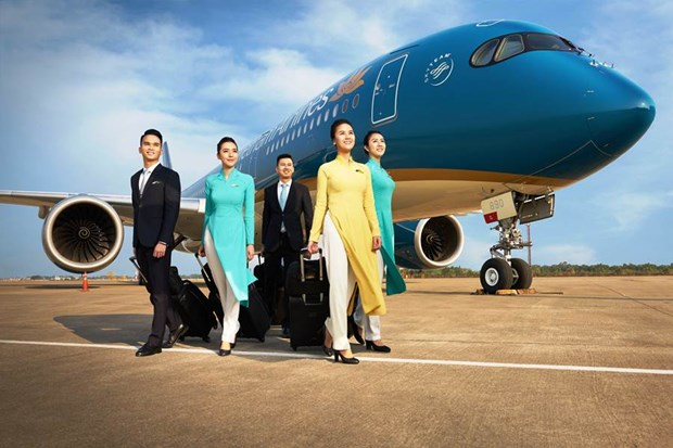 Vietnam Airlines dat loi nhuan hon 1.900 ty dong trong sau thang hinh anh 2