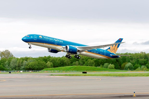 Vietnam Airlines dat loi nhuan hon 1.900 ty dong trong sau thang hinh anh 1