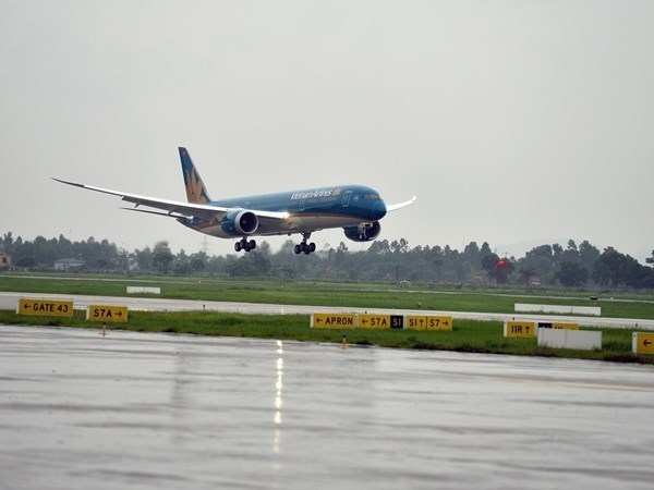 Vietnam Airlines dong tai tro ban quyen phat song ASIAD 2018 hinh anh 1