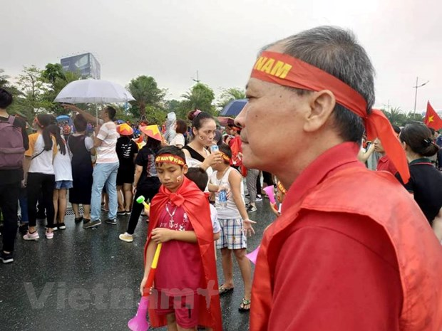 Co dong vien gay cot song 6 nam 'vin' xe lan don Olympic Viet Nam hinh anh 5
