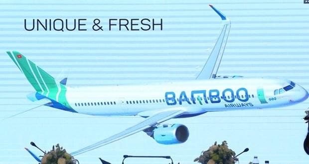 Hang hang khong Bamboo Airways lui lich cat canh vao cuoi quy 4/2018 hinh anh 1