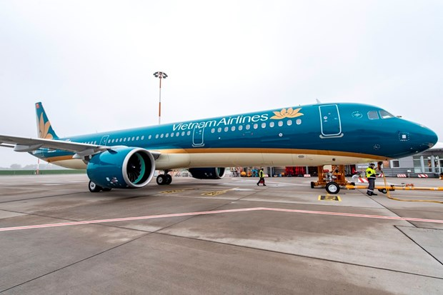Nuoc co chien luoc cua Vietnam Airlines voi dong may bay moi A321neo hinh anh 2
