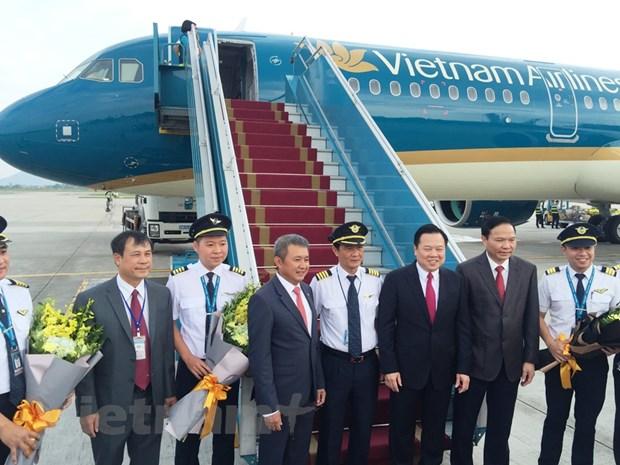 Vietnam Airlines don nhan them 'doi canh moi' vua cap ben Noi Bai hinh anh 2