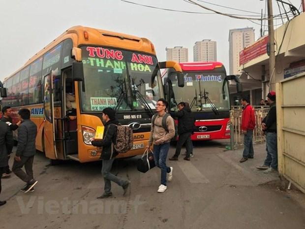 So GTVT Ha Noi: Xay ben xe Yen So sat vanh dai 3 phu hop quy hoach hinh anh 1