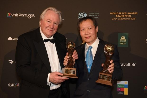 Vietnam Airlines nhan 2 giai thuong uy tin tai World Travel Awards hinh anh 2