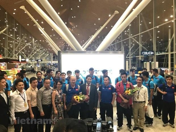 Vietnam Airlines dung sieu tau bay cho co dong vien sang Malaysia hinh anh 1