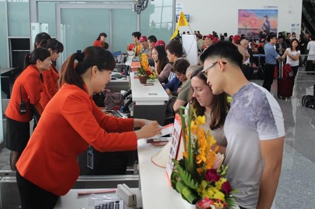 Jetstar Pacific mo duong bay Ha Noi-Can Tho phuc vu Tet Nguyen dan hinh anh 1