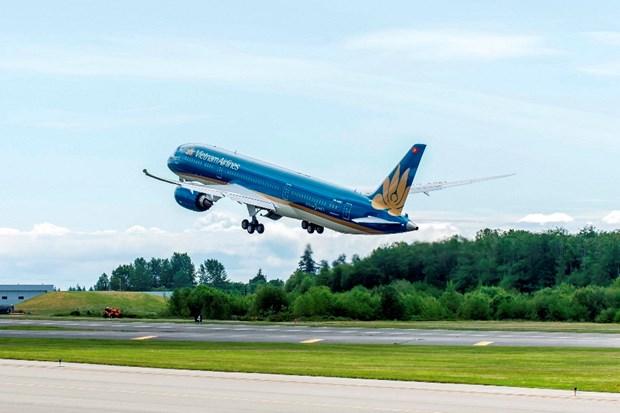 Vietnam Airlines va Jetstar Pacific tang cho cao diem Tet Duong lich hinh anh 1