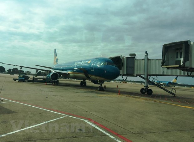 Vietnam Airlines: Dinh cong 2 ngay o Duc anh huong toi hoat dong bay hinh anh 1