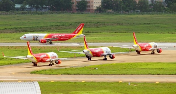 Vietjet tang truong cao, loi nhuan truoc thue dat 5.830 ty dong hinh anh 1