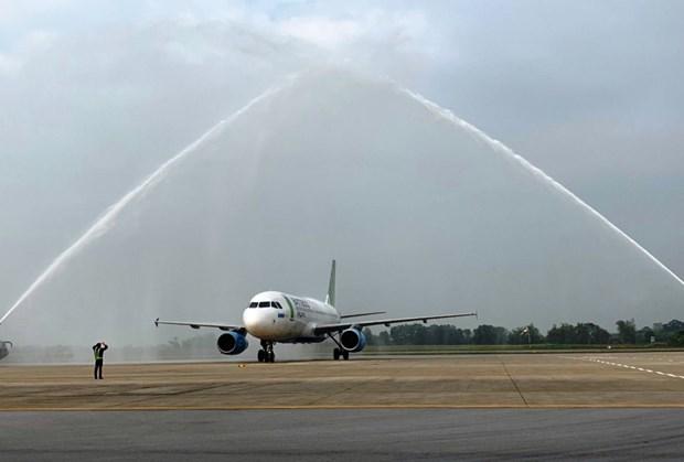 Bamboo Airways se mo duong bay den Dai Loan, Han Quoc hinh anh 1