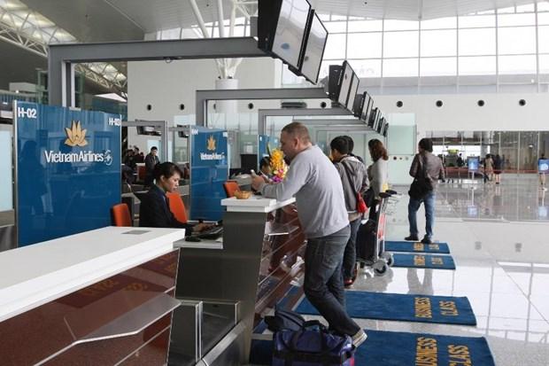 Hang khong Vietnam Airlines ra mat tinh nang ban do san bay moi hinh anh 1