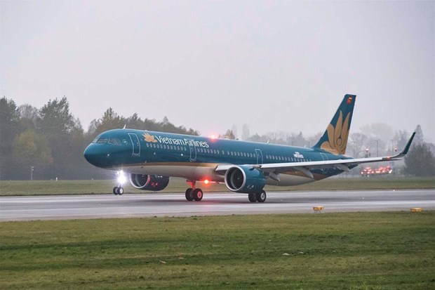 Vietnam Airlines ban ve may bay re noi dia cho doan vien, thanh nien hinh anh 1
