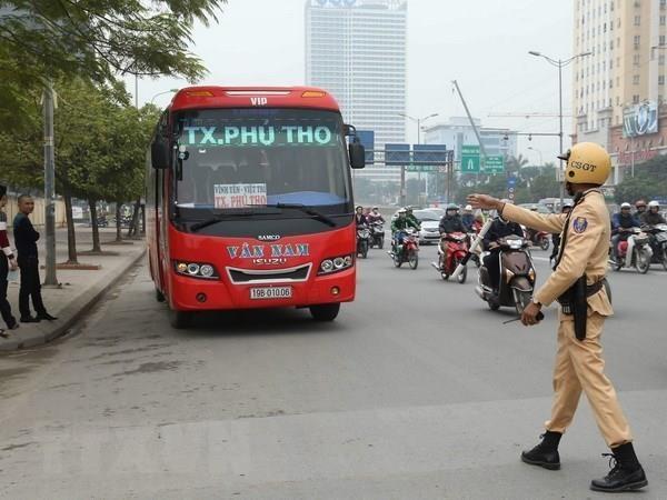 Xu phat vi pham giao thong: Tang che tai moi du suc ran de hinh anh 1