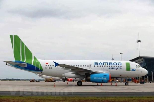 Se bao cao Bo GTVT ve ke hoach tang may bay cua Bamboo Airways hinh anh 1