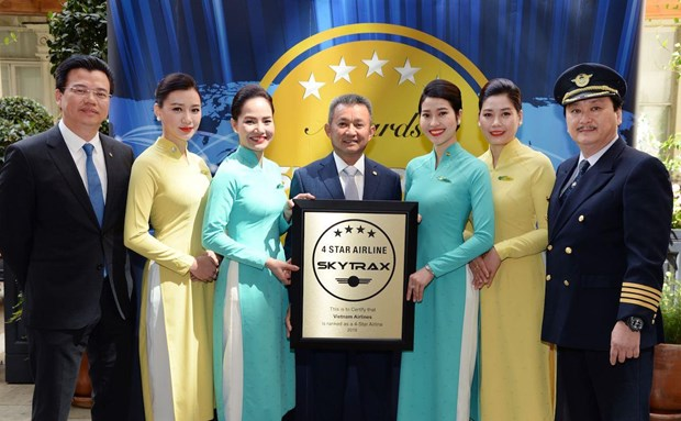 Thu tuong mong muon Vietnam Airlines som la hang hang khong 5 sao hinh anh 1