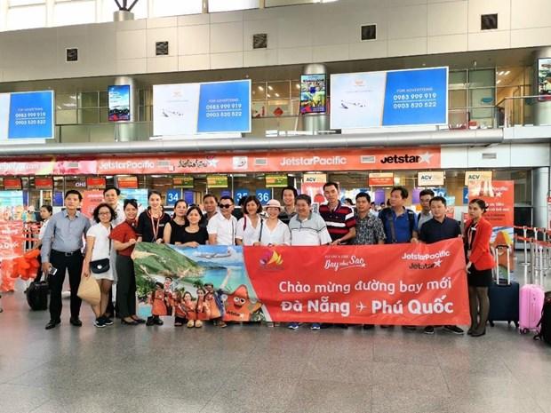 Jetstar Pacific mo duong bay moi tu Da Nang toi Phu Quoc va Thanh Hoa hinh anh 1