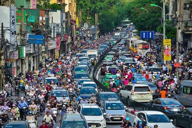 Taxi cong nghe bo 'deo mao', de xuat dan chu phan quang de nhan dien hinh anh 1