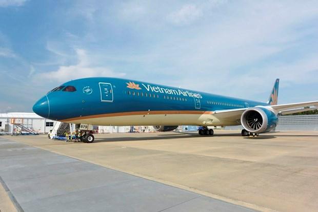 Cho don sieu may bay Boeing 787-10 dau tien sap ha canh Noi Bai hinh anh 1