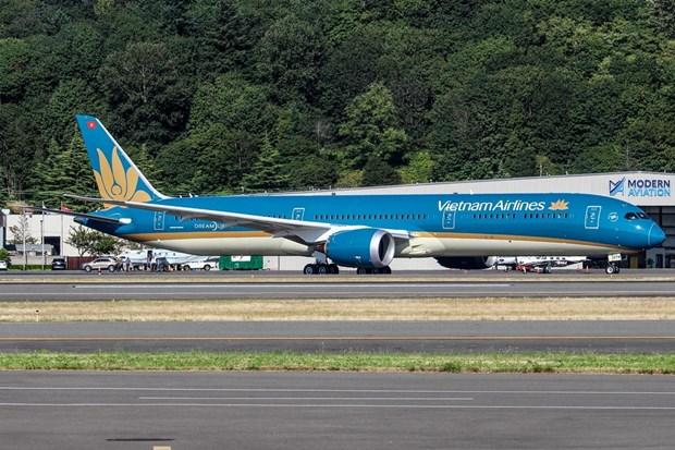 Cho don sieu may bay Boeing 787-10 dau tien sap ha canh Noi Bai hinh anh 4
