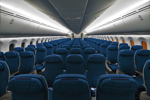 May bay Boeing 787-10 cua Vietnam Airlines da ha canh o Noi Bai hinh anh 3