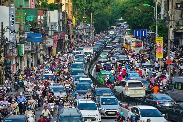 Bo Giao thong giu quan diem xe taxi cong nghe phai co hop den 'taxi' hinh anh 1