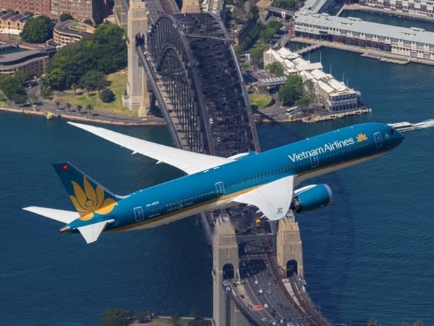 May bay Boeing 787 Vietnam Airlines suyt ha canh ma chua bung cang? hinh anh 1