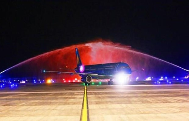 Vietnam Airlines va Sun Group se trien khai dich vu hang khong-du lich hinh anh 1